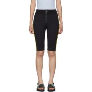 M Missoni Black Scuba Bike Shorts