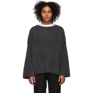 Won Hundred Grey Brook Sweater