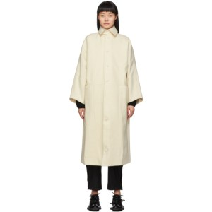Toogood Off-White The Doorman Coat