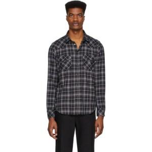 Diesel Grey East-Long-Shirt-N Shirt