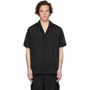 Goodfight Black Bozo Short Sleeve Shirt