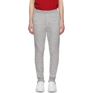 Dsquared2 Grey Fleece Lounge Pants
