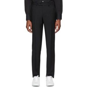 Eidos Black Dress Trousers
