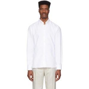 Eidos White Oxford Shirt