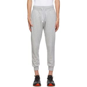Ermenegildo Zegna Grey Cotton Lounge Pants