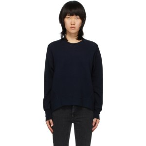 Sportmax Black Wool Edo Sweatshirt