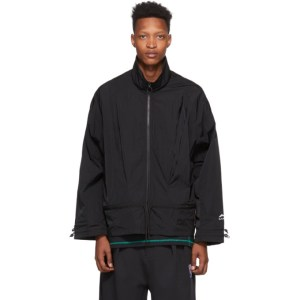 Li-Ning Black Woven Jacket