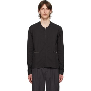 Cornerstone Black Zip-Up Shirt