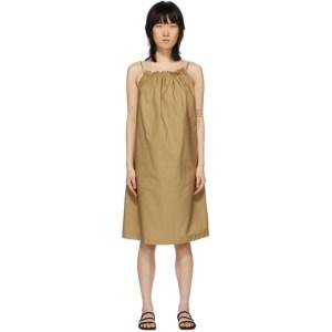 Rika Studios Khaki Corsica Dress