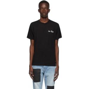 Benjamin Edgar SSENSE Exclusive Black San Reno T-Shirt