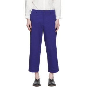 Toogood Blue The Bricklayer Trousers
