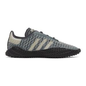 Craig Green Grey and Black adidas Edition CG Graddfa AKH Sneakers