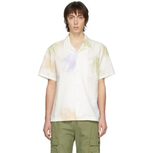 John Elliott Multicolor Bowling Shirt