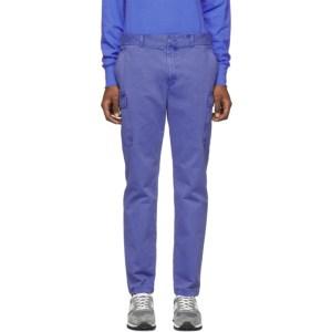 Aime Leon Dore Blue Chino Cargo Pants