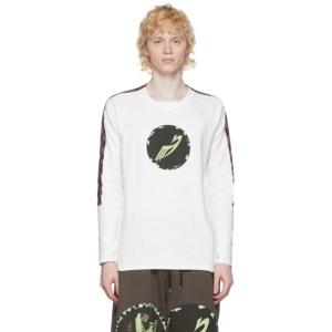 Kiko Kostadinov White Orpheus Graphic T-Shirt