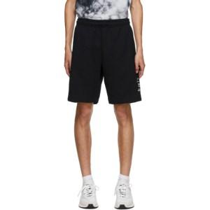 Diesel Black P-Boxier X2 Shorts