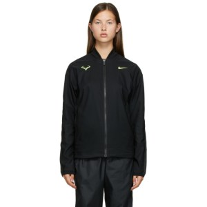 Nike Black Rafa Court Jacket