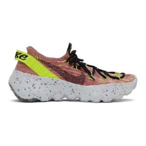 Nike Pink Space Hippie 04 Sneakers