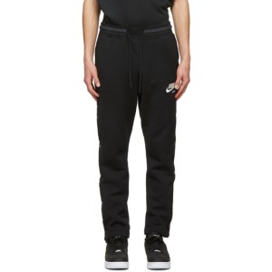 Nike Black NSW French Terry Sweatpants