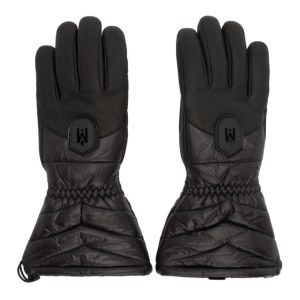 Mackage Black Adley Gloves