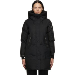 Mackage Black Down Inari Coat