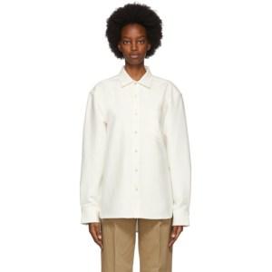 ADER error Off-White Cotton Allac Shirt