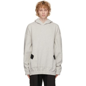 House of the Very Islands Grey Trail Hoodie
