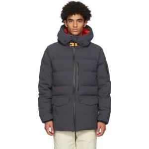 Parajumpers Grey Down Toukou Jacket