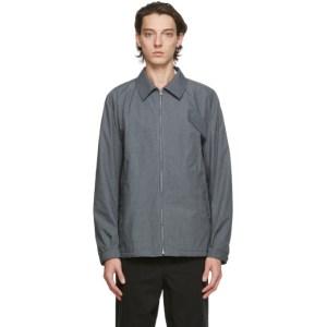 Comme des Garcons Homme Grey Oxford Jacket