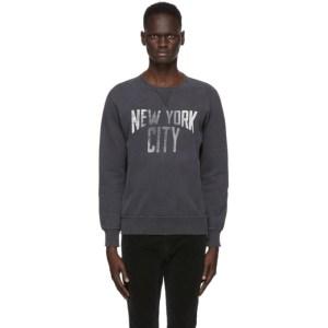 Remi Relief Black New York City Sweatshirt