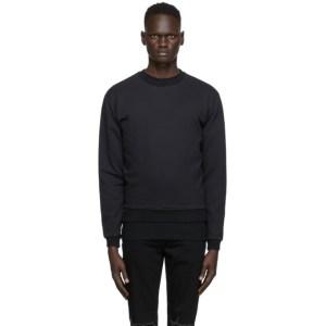 Moussy Vintage Black MVM Authentic Sweatshirt