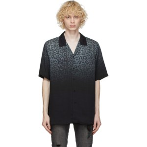 Ksubi Black Dusk Short Sleeve Shirt