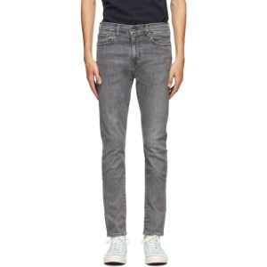 Levis Grey 510 Skinny-Fit Flex Jeans