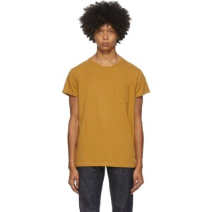 Levis Vintage Clothing Yellow 1950s Sportswear T-Shirt