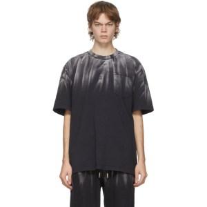 Feng Chen Wang Back Tie-Dye T-Shirt