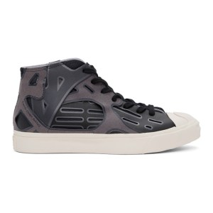 Feng Chen Wang Black Converse Edition Jack Purcell Sneakers