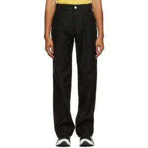 Affix Black Advance Trousers