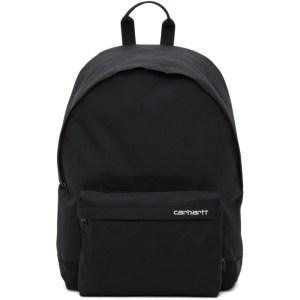 Carhartt Work In Progress Black Payton Backpack