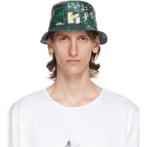 Goodfight Green Camp Craft Bucket Hat