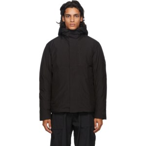 Norse Projects Black Down Gore-Tex® Fyn Jacket