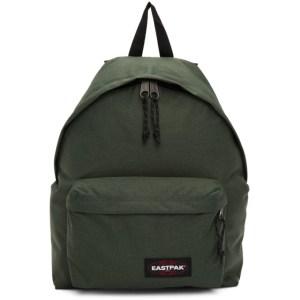 Eastpak Green Padded Pakr Backpack