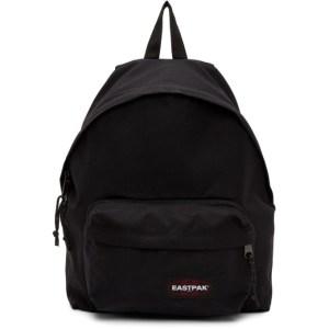 Eastpak Black Padded Travellr Backpack