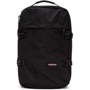 Eastpak Black Tranzpack Backpack