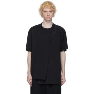 Y-3 Black CH2 Layered T-Shirt