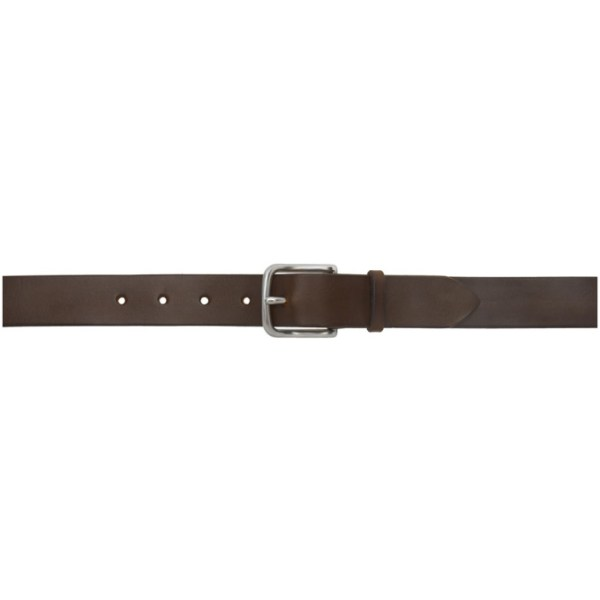 Maximum Henry Brown and Silver Standard Belt