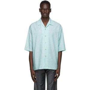 Martin Asbjorn Green Dickie Short Sleeve Shirt