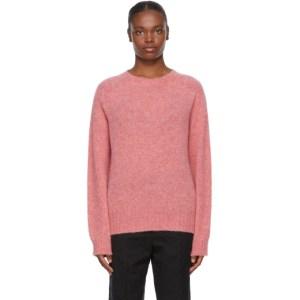 YMC Pink Wool Jets Sweater