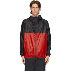 Nike ACG Red and Black ACG Jacket