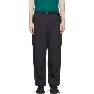 Nike ACG Black Convertible Trousers