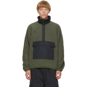 Nike ACG Green NRG ACG Half-Zip Sweater